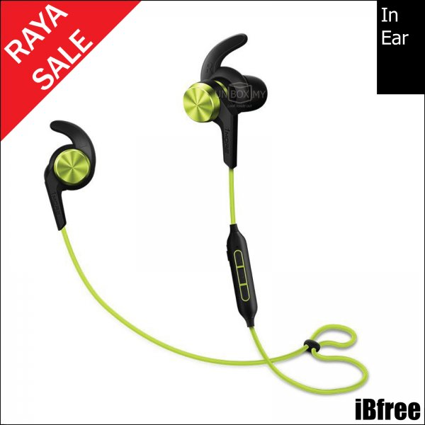1MORE iBfree Bluetooth In-Ear Headphones (Green)