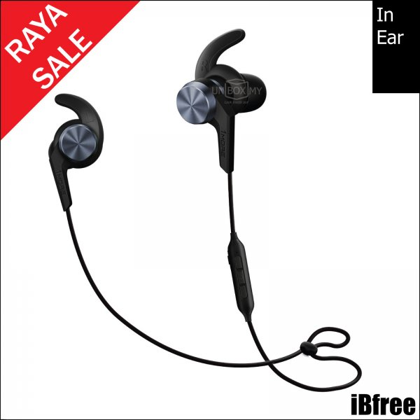 1MORE iBfree Bluetooth In-Ear Headphones (Space Gray)