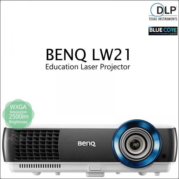 BENQ LW21 DLP BlueCore Laser WXGA Education Projector