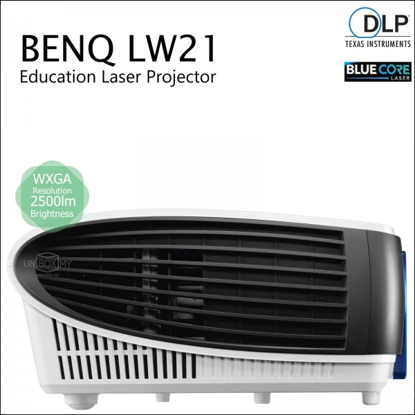 BENQ LW21 DLP BlueCore Laser WXGA Education Projector