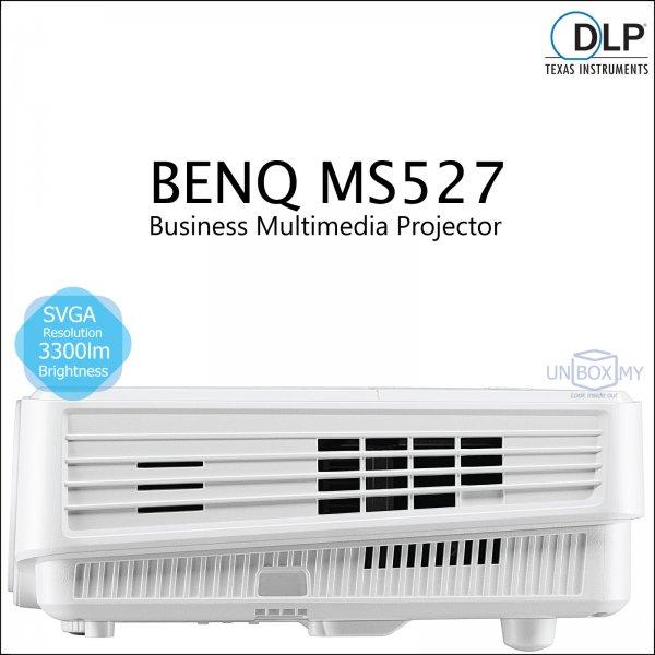 BENQ MS527 DLP SVGA Business Multimedia Projector