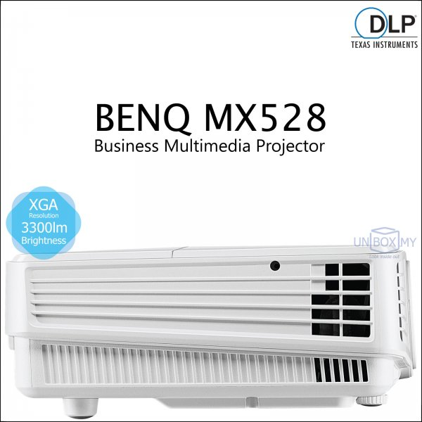 BENQ MX528 DLP XGA Business Multimedia Projector