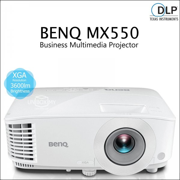 BENQ MX550 DLP XGA Business Multimedia Projector