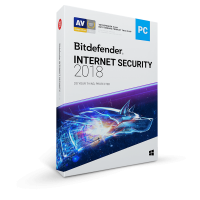 Bitdefender Internet Security 2018 1D1Y