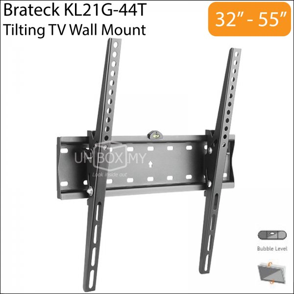 Brateck KL21G-44T 32-55 inch Tilt TV Wall Mount