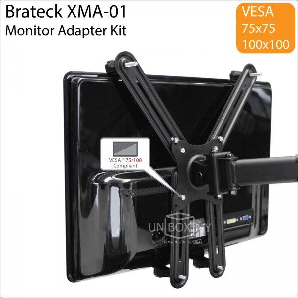 Brateck XMA-01 Monitor VESA Adapter Mount Kit