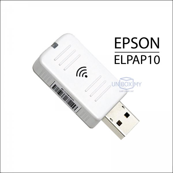 Epson ELPAP10 Wireless Network Adapter