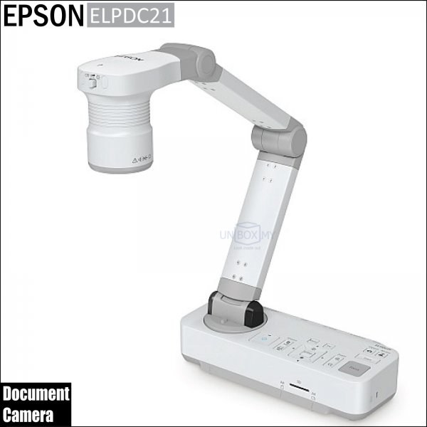 Epson ELPDC21 2-megapixels Full HD Document Camera