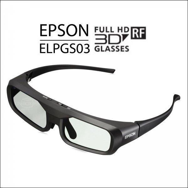 3d glasses elpgs03