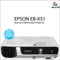 Epson EB-X51 3LCD XGA Business Multimedia Projector