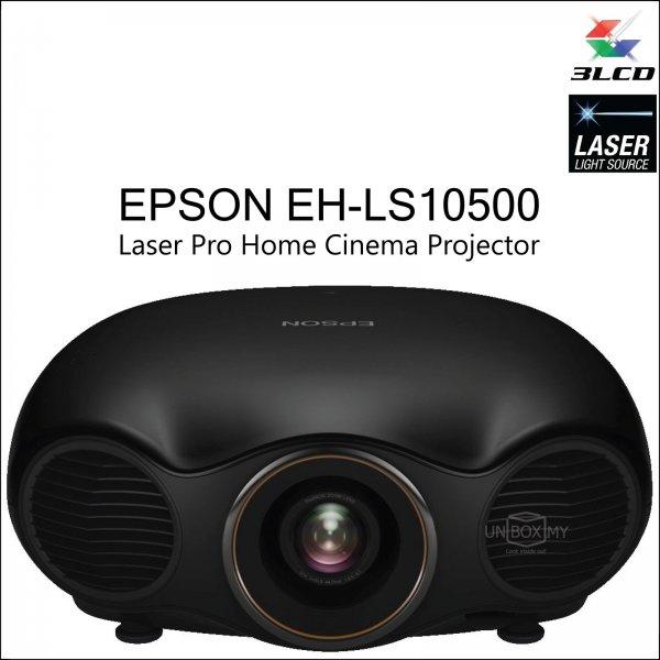 Epson EH-LS10500 Laser 4K Enhancement Home Cinema Projector