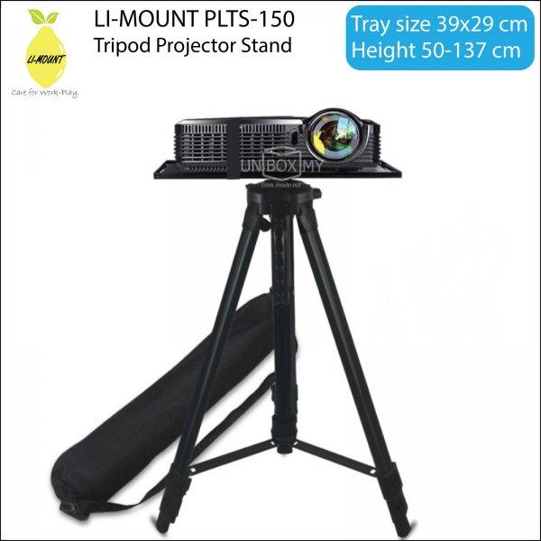 LI-MOUNT PLTS-150 Projector Laptop Tripod Stand