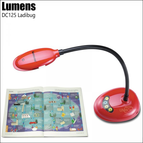 Lumens DC125 Ladibug Full HD Document Camera