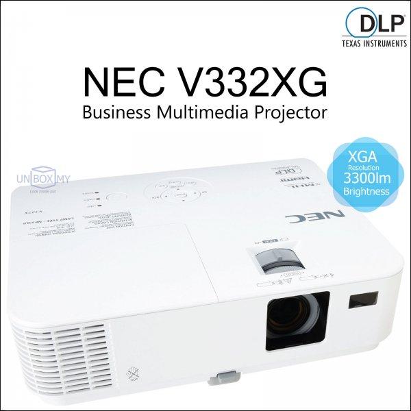 NEC NP-V332XG DLP XGA Business Multimedia Projector