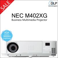NEC NP-M402XG DLP XGA Business Multimedia Projector