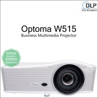 Optoma W515 DLP WXGA Business Multimedia Projector