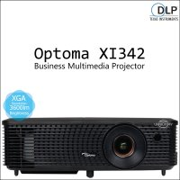 Optoma XI342 DLP XGA Business Multimedia Projector