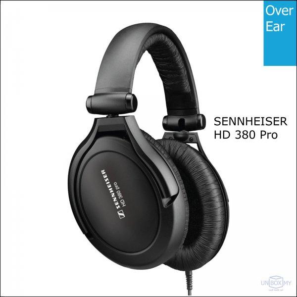 Sennheiser HD 380 Pro DJ Headphones
