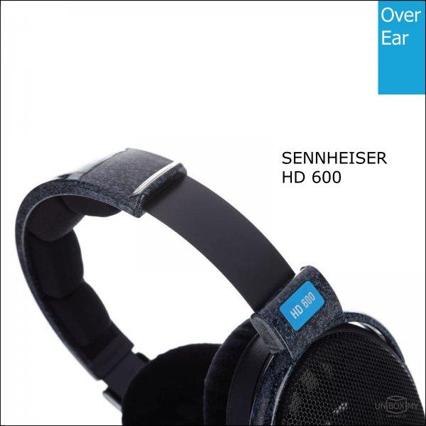 Sennheiser HD 600 Audiophile Headphones
