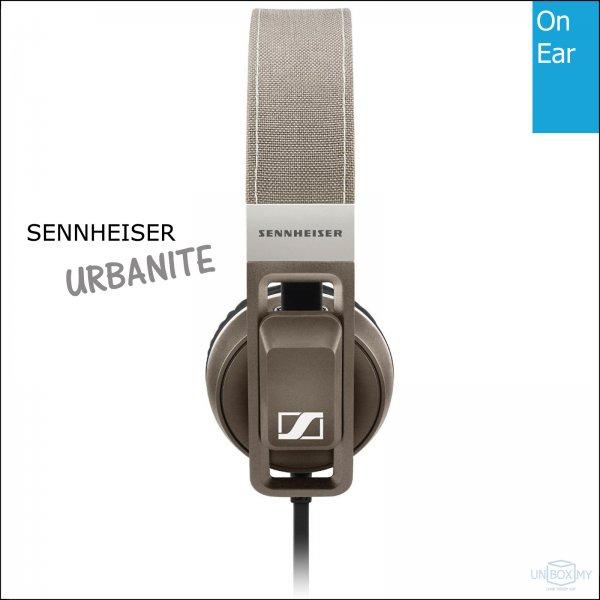 Sennheiser URBANITE i On ear Headphones (Sand)