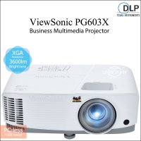 ViewSonic PG603X DLP XGA Business Education Projector