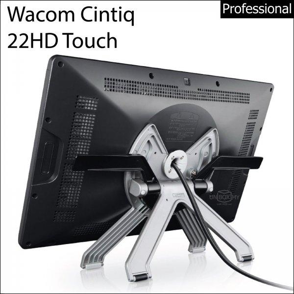 Wacom Cintiq 22HD Interactive Pen and Touch Display